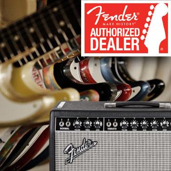 Fender Frontpage