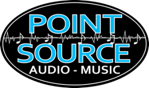 Point Source Audio Logo