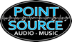 Point Source Audio Logo